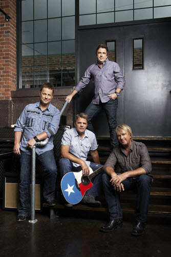 Country music legends Lonestar to perform in Milford, CT on September 02, 2021.