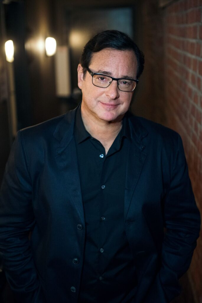 Comedian Bob Saget to play the Milford VMA in Milford, CT on Nov 6, 2021.